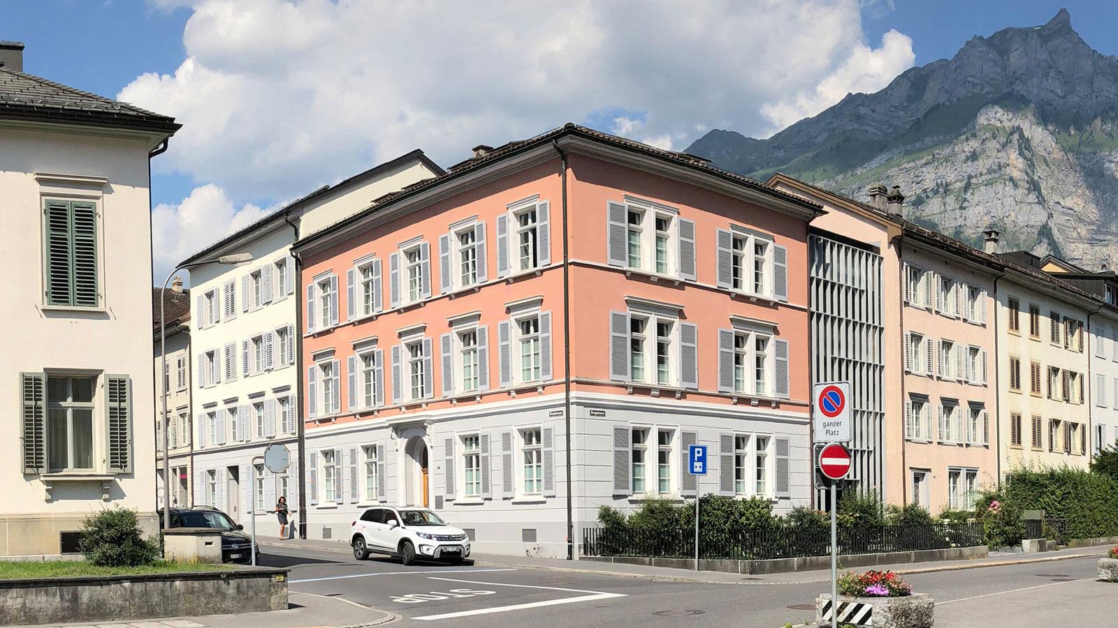 Liegenschaft Kirchstrasse 2a