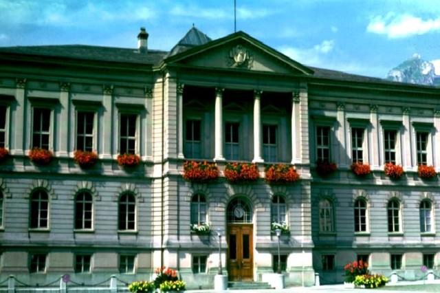 Rathaus Glarus