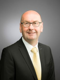 Regierungsrat Kaspar Becker
